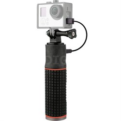 Compact Power Grip Selfie Stick for GoPro Action Cameras (HF-PG5200)