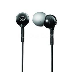 X1-CB1-BK-X Flex Headphones - Black