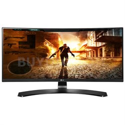 "29UC88-B 29"" UltraWide 21:9 FHD (2560x1080) IPS Curved Monitor with FreeSync"