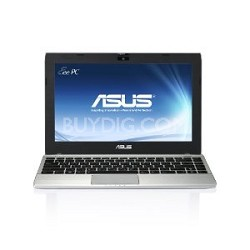 Eee PC 1225B-SU17-SL 11.6 LED Netbook W/ AMD E-450 Dual Core-  Silver