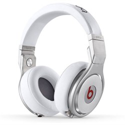 Pro Over-Ear Studio Headphones (White)