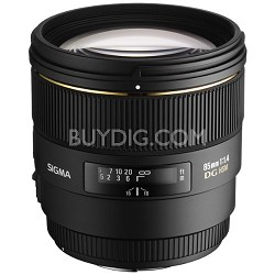 85mm F1.4 EX DG HSM Lens for Canon EOS