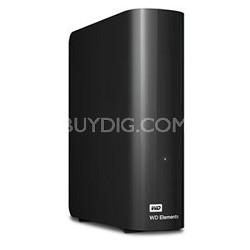 3TB WD Elements Desktop External Hard Drive