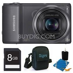 WB250F 14.2 MP SMART Camera Grey 8GB Kit