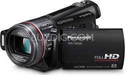 HDC-TM300K Hi-Def Camcorder w/ 32GB Flash Memory (Black)