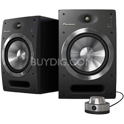 Active Reference Studio Speakers (Pair) - S-DJ08