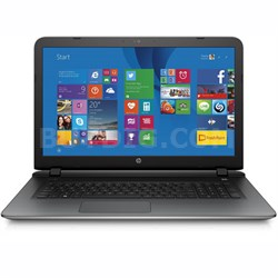 "Pavilion 17-g030nr 17.3"" Intel Pentium 3825U 4GB SDRAM Notebook - Refurbished"