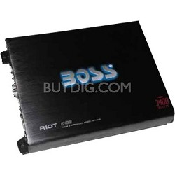 RIOT 3400-Watt Mono D Amplifier