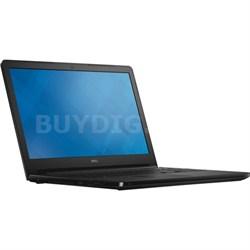 "Inspiron 15 15.6"" HD i5552-3521BLK 500GB Intel Celeron N3050 Notebook PC"
