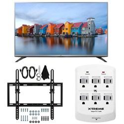 43LF5400 - 43-inch Full HD 1080p LED HDTV Flat & Tilt Wall Mount Bundle