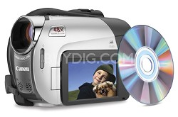 DC-320 DVD Camcorder with 48x Advaced Zoom