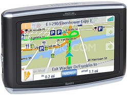 Maestro 4040 Portable Vehicle Navigation System w/ Text-to-Speech & Bluetooth
