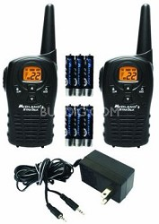 X-TRA TALK GMRS 2-Way Radio with 14-Mile Range