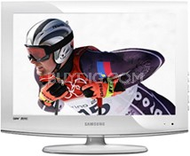 "LN22A451 - 22"" High-definition LCD TV (White)"