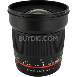 16mm F2.0 Wide Angle Lens for Nikon AE