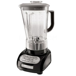 Polycarbonate Pitcher 5-Speed 0.9hp Stand Blender - Onyx Black