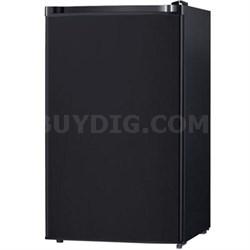 4.4CF Compact Refrigerator Blk