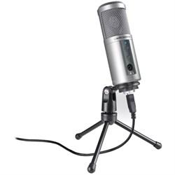 ATR2500-USB Cardioid Dynamic USB Microphone