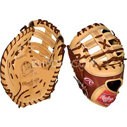 Pro Preferred 13 inch 2-Tone First Base Baseball Glove (Left Handed Throw)