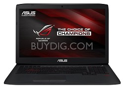 ROG G751JT-CH71 17.3-Inch Intel Core i7-4710HQ 2.5 GHz Laptop (Black)