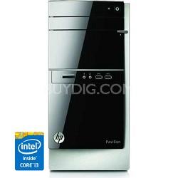 Pavilion 500-270 PC - Intel Core i3-4130 Processor - Manufacturer Refurbished