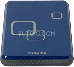 DS TS 1TB Canvio HD USB 2.0 Portable External Hard Drive - Liquid Blue