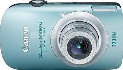 PowerShot SD960 IS Digital ELPH Digital camera -  - 12.1 Megapixel - 4 x blue