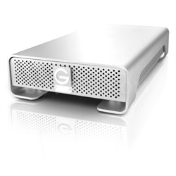 G-DRIVE 3TB External Hard Drive w/ eSATA, USB 2.0 GD43000 - OPEN BOX
