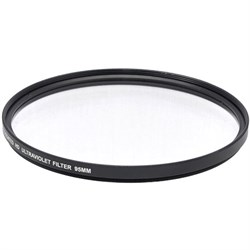95mm Camera Lens Sky and Multicoated UV Protective Filter (XTUV95)