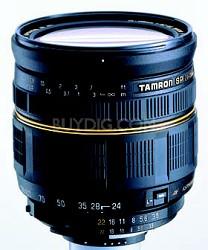 24-135 AF F3.5-5.6 aspherical for Nikon AF-D digital SLR cameras