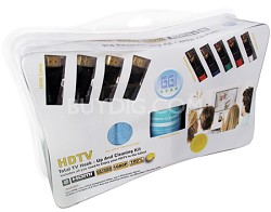 HDTV High performance Hook-Up & Maintenance Kit