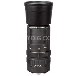 200-500mm F5-6.3 SP AF DI LD IF Lens for Nikon 6-Year USA Warranty