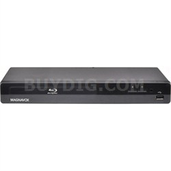 Blu-ray Disc Player with Built-In Wi-Fi (MBP5320F/F7) - OPEN BOX