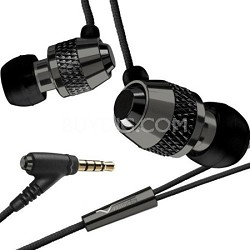 Vibe Earbuds - Gunmetal Black