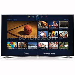 UN60F8000 - 60 inch 1080p 240hz 3D Smart Wifi LED TV