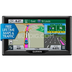 "nuvi 68LMT 6.0"" Essential Series 2015 GPS Navigation System w/ Maps & Traffic"