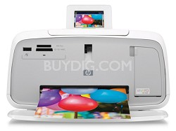 Photosmart A536 Compact Photo Printer