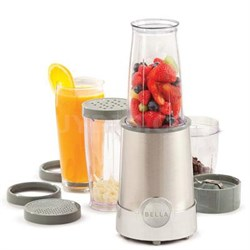 12-Piece Personal Size Rocket Blender Set - 13330