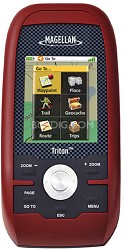 Triton 300 Handheld GPS w/ 2.2- inch Color Display