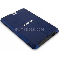 "Colored Back Cover for Thrive 10"" Tablet (Blue)"