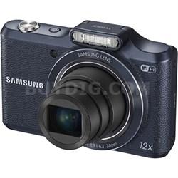 WB50F 16.2MP 12x Opt Zoom Smart Digital Camera - Black - OPEN BOX