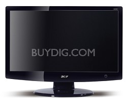 "H233H bmid Black 23""  Widescreen LCD Monitor (ET.VH3HP.001)"