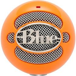 Snowball USB Microphone - Bright Orange