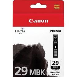 PGI-29 MBK - LUCIA Series Matte Black Ink Cartridge for PIXMA PRO-1 Printer