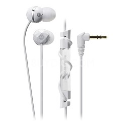 Fashion Fidelity BIJOUE In-ear Headphones - White