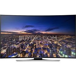 UN55HU8700 - 55-inch Curved 4K Ultra HD 120Hz 3D Smart LED TV