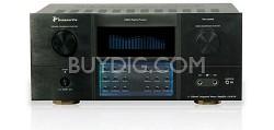 2500- Watt Power Amplifier (Black)
