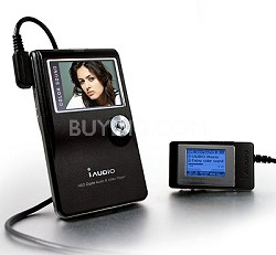 iAudiio X5 30GB MP3 Player