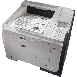 LaserJet Enterprise P3015dn Printer - Black/Silver (CE528A#ABA) - OPEN BOX