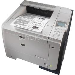 LaserJet Enterprise P3015dn Printer - Black/Silver (CE528A#ABA) - OPEN BOX